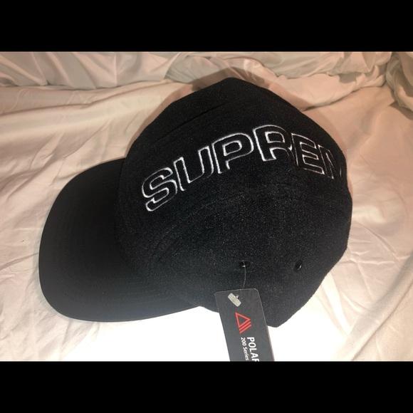 Supreme polartec hat. NWT. Supreme.  103  999. Size 32438e377d87